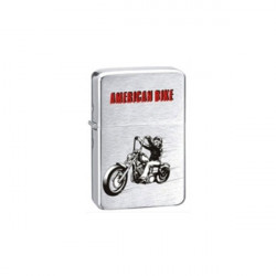 Belflam Oil - Le Briquet Essence American Bike Modele 4