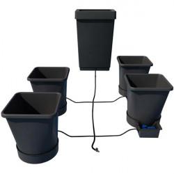 Kit Autopot 4 Pots Xl 25 L -système hydroponique sans pompe ni électricité