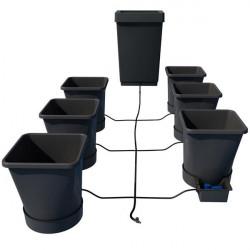 Kit Autopot 6 Pots Xl 25 L -système hydroponique sans pompe ni électricité