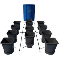 Kit Autopot 12 Pots Xl 25L-système hydroponique sans pompe ni électricité