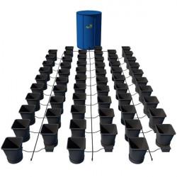 Kit Autopot 60 Pots Xl 25L- système hydroponique sans pompe ni électricité