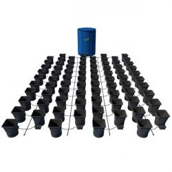 Kit Autopot 80 Pots Xl 25L-système hydroponique sans pompe ni électricité
