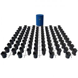 Kit Autopot 100 Pots Xl 25L-système hydroponique sans pompe ni électricité