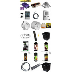 Pack Master Terre 250W