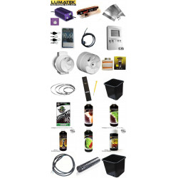 Pack Master Terre 400W