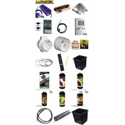 Pack Master Terre 600W