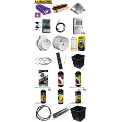 Pack Master Terre 1000W