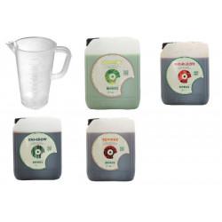 Biobizz Pack engrais Expert 5 L