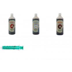 Biobizz Pack engrais Bloom 1L