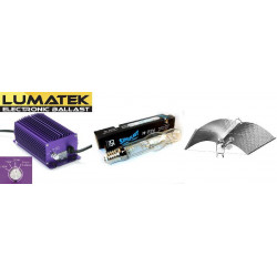 Kit, Lumatek 250W Electronic - M