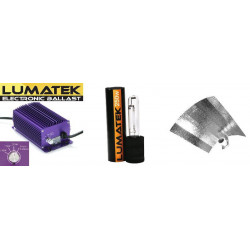 Kit Lumatek 250W Electronique - N