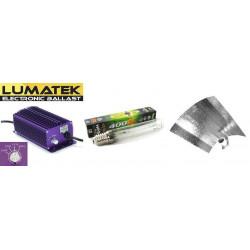 Kit, Lumatek 400W Lighting Electronics - A