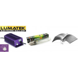 Kit Lumatek 400W Eclairage Electronique - D