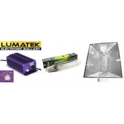 Kit Lumatek 400W Eclairage Electronique - F