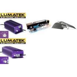 Kit, Lumatek 400W Lighting Electronics - J