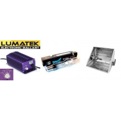 Kit, Lumatek 400W Lighting Electronics - M